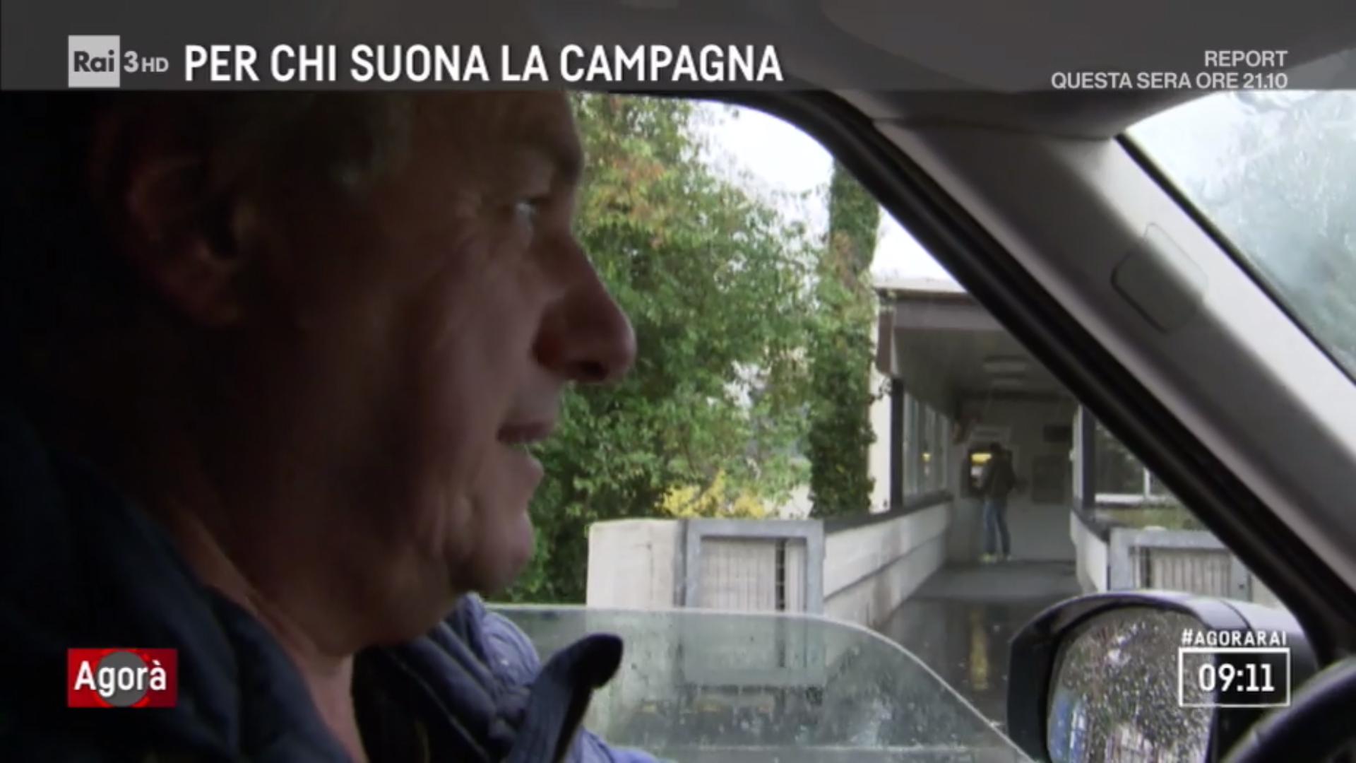 Avvocato Carmine Paul Alexander Tedesco Agorà